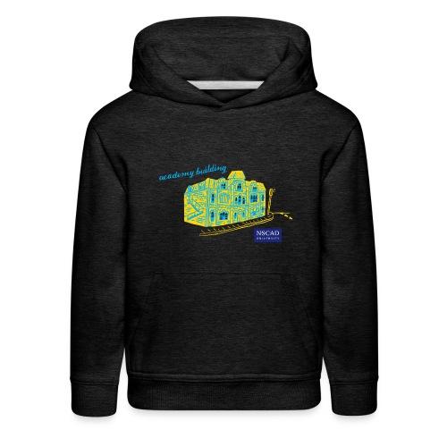 Academy Campus (Kids Hoodie) - Kids' Premium Hoodie
