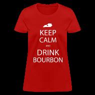 T-Shirts ~ Women's T-Shirt ~ Keep Calm Women's
