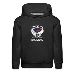 made in - Kids' Premium Hoodie