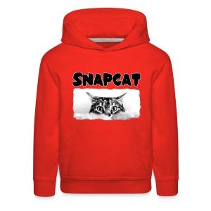 Snapcat - Kids' Premium Hoodie