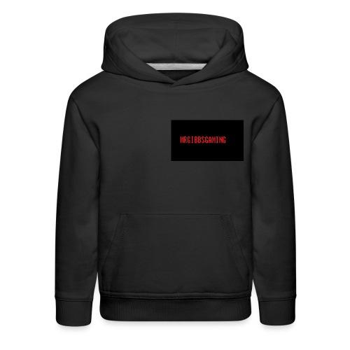 mrgibbsgaming custom kids hoodie - Kids' Premium Hoodie