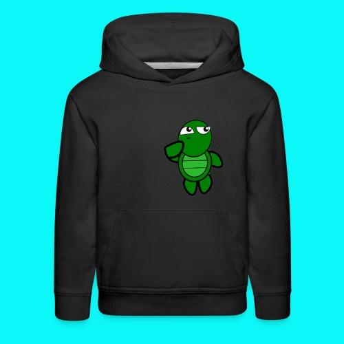 Turtler - Kids' Premium Hoodie