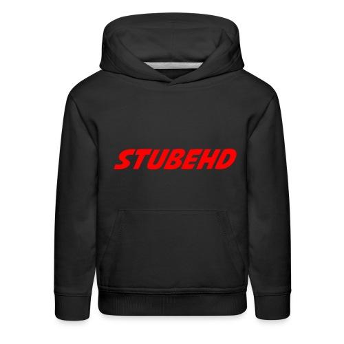 SHAFIQTUBEHD SECONDARY [KIDS XL] - Kids' Premium Hoodie