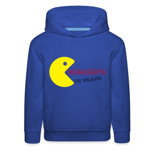 indangerpig kids hoodie-boy - Kids' Premium Hoodie