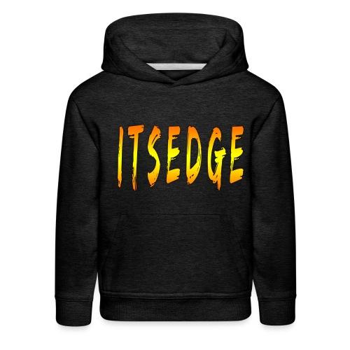 ItsEdge Kids Hoodie  (Available in multiple colours) - Kids' Premium Hoodie