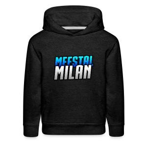 MeestalMilan Sweatshirt WIT - Kids' Premium Hoodie