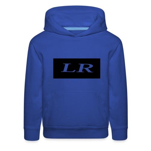 LR hoodie - Kids' Premium Hoodie