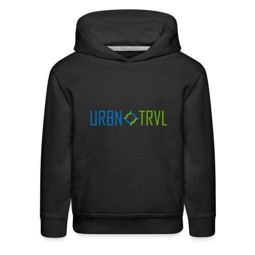 urbn trvl - Kids' Premium Hoodie