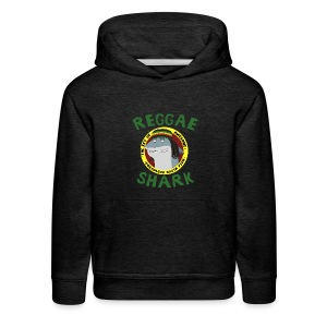 Reggae Shark - Youth (more colors available) - Kids' Premium Hoodie