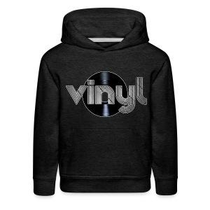 Vinyl - Kids' Premium Hoodie