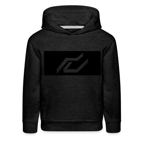 Mens Sweater With Logo /White - Kids' Premium Hoodie