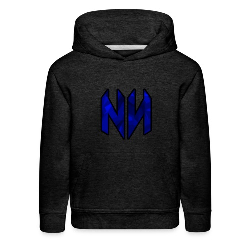 NWJ (Blue) - Kids' Premium Hoodie