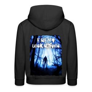 Enemy Unknown - Kids' Premium Hoodie