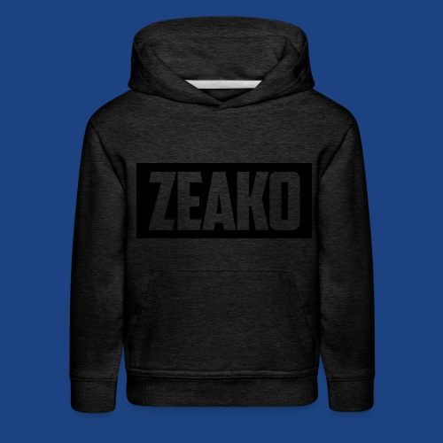 Kids Zeako Graphic Hoodie - Kids' Premium Hoodie
