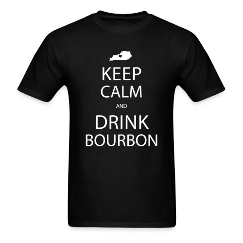 Keep Calm Men's - Men's T-Shirt