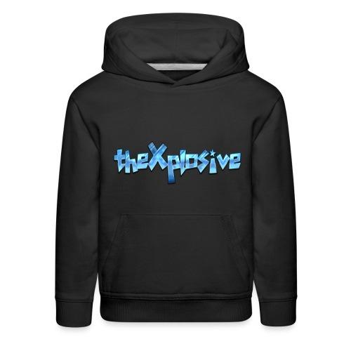 theXplosive premium kids hoodie - Kids' Premium Hoodie