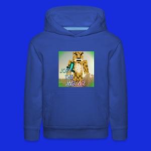 JoeyTheJaguar Profile Hoodie - Kids' Premium Hoodie