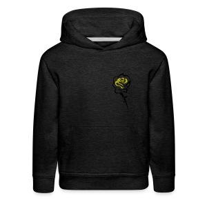 Kid's Rose hoodie - Kids' Premium Hoodie