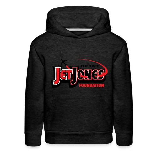 JetJones Foundation Kids' Logo Sweatshirt - Kids' Premium Hoodie
