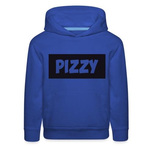 Blue Hood - Kids' Premium Hoodie