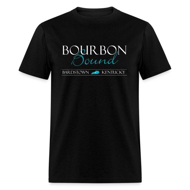 Bourbon Bound - Mens Royal Black