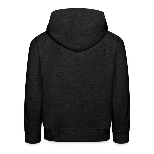 Ladies Heart Hockey-Kid's Hoodie