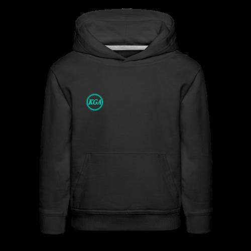 KGA Kid's hoodie - Kids' Premium Hoodie