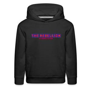 Rebellion Kid's Hoodie - Kids' Premium Hoodie