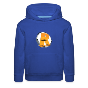 Ideal Real Radio Logo Hooded Sweatshirt - Kids' Premium Hoodie