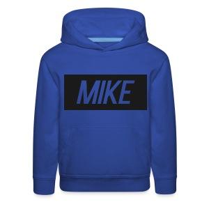 Mike Navy Blue Hoodie - Kids' Premium Hoodie