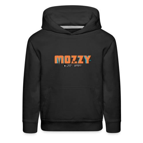 MOZZY - Landing bug attack game - Kids' Premium Hoodie