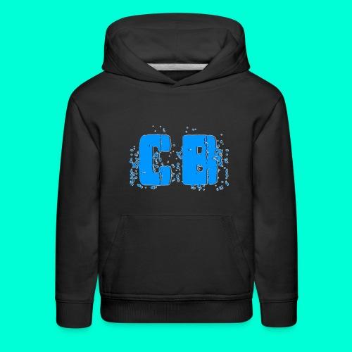 """""""CB"""" Logo Kid's Hoodie - Kids' Premium Hoodie"""