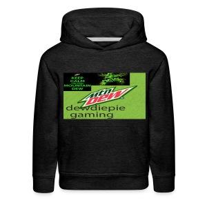 dewdiepie gaming women's hoodie - Kids' Premium Hoodie
