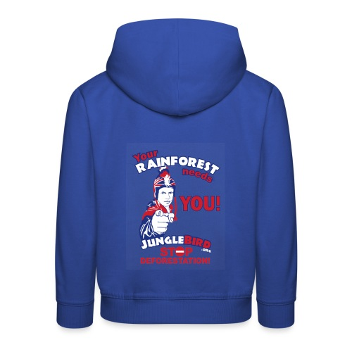Your Rainforest Needs You - Kids' Premium Hoodie