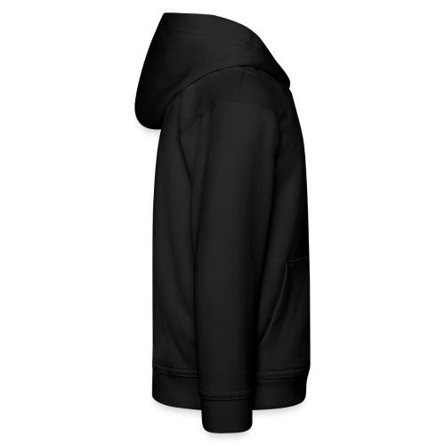 BLACK HOODIE LOGO - Kids' Premium Hoodie