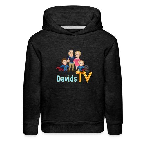 DavidsTV Kids Hoodie - Kids' Premium Hoodie