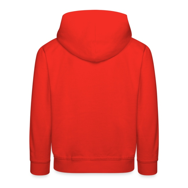 Ladies Love Hockey-Kid's Hoodie