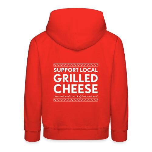 KIDS TAGCK - Bay Bridge Logo - Sweatshirt - Kids' Premium Hoodie