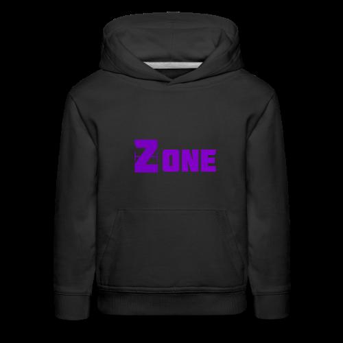 Zone Hoodie - Kids' Premium Hoodie