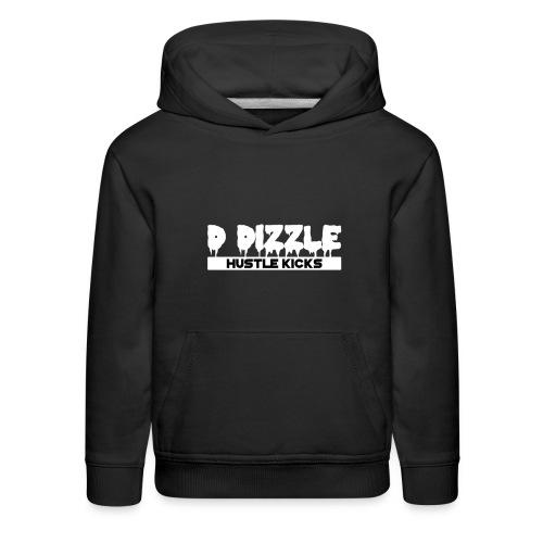 D dizzle sweatshirt -kids - Kids' Premium Hoodie