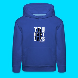 Official You Don't Says Jacket - Kids' Premium Hoodie