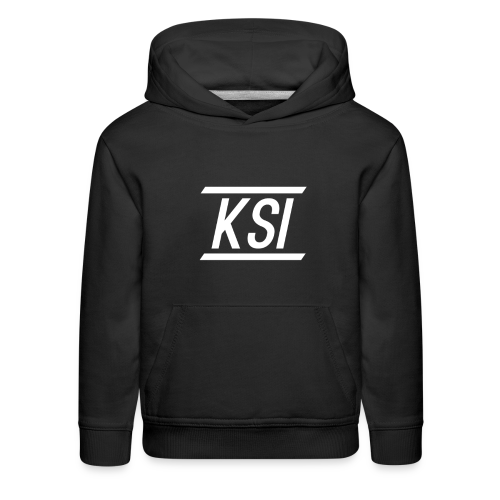 KSI Kid's Premium Hoodie - Kids' Premium Hoodie