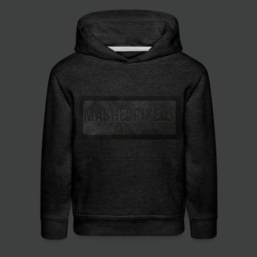 MashedPixels Logo Kids Hoodie - Kids' Premium Hoodie
