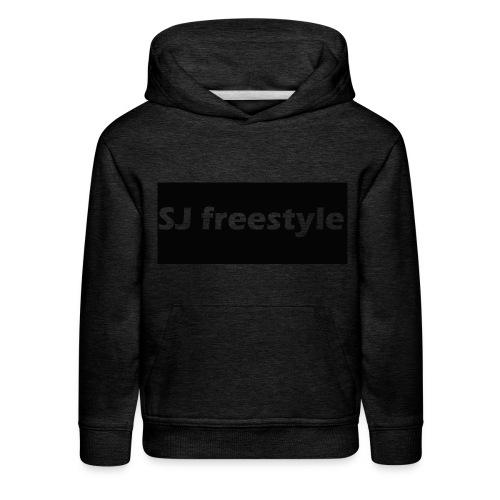 SJ freestyle hoodie - Kids' Premium Hoodie