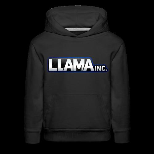 Llama Inc. Child's Hoodie - Kids' Premium Hoodie