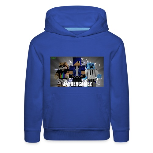 jayden gamez sweater kids or adult - Kids' Premium Hoodie