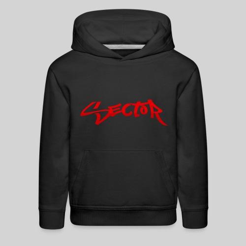 Sector Logo Hoodie - Kids - Kids' Premium Hoodie