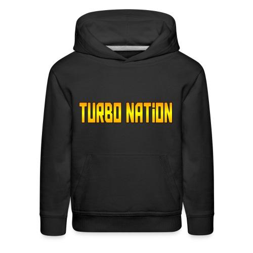 J.B. Turbo - Kids' Premium Hoodie