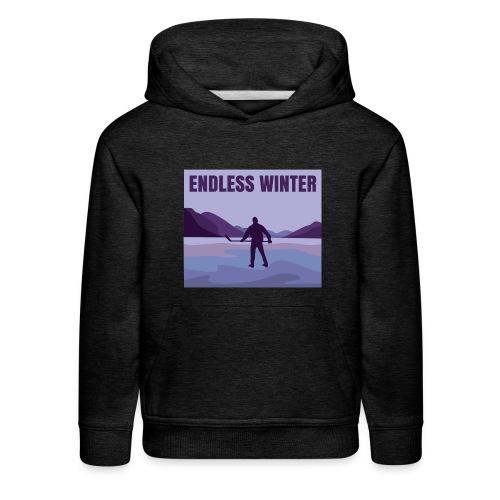 Endless Winter-Kid's Hoodie - Kids' Premium Hoodie