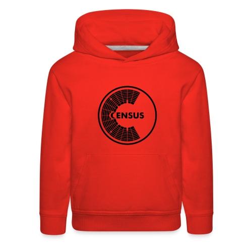 Dual Logo Kid's Hoodie (Pink) - Kids' Premium Hoodie